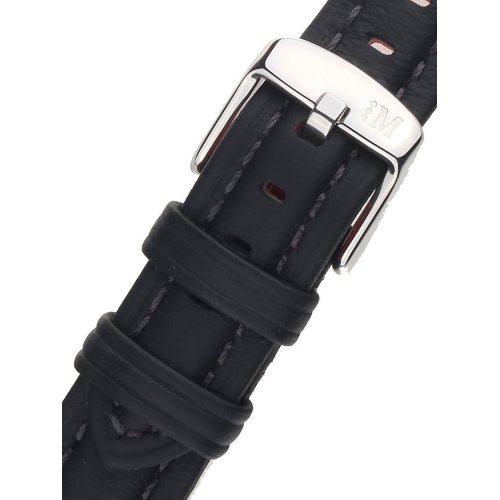 Morellato A01X3823A58019CR18 Black Watch Strap 18mm