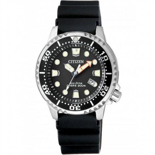 Citizen EP6050-17E Eco-Drive Promaster-Sea Diver Watch Ladies 34mm 20 ATM