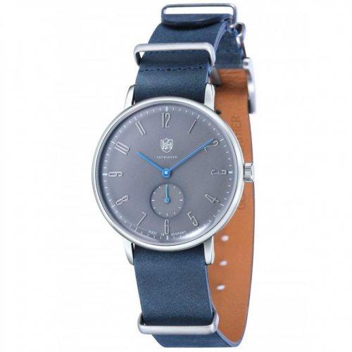 DuFa DF-9001-06 Walter Gropius Men's Watch 38mm 3 ATM