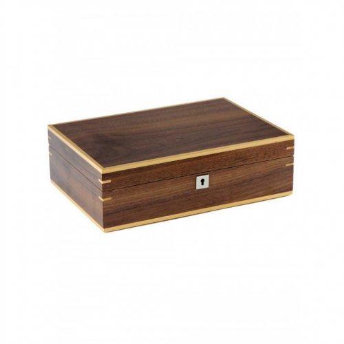 Rothenschild Watch Box [10 Walnut RS-2320-10W