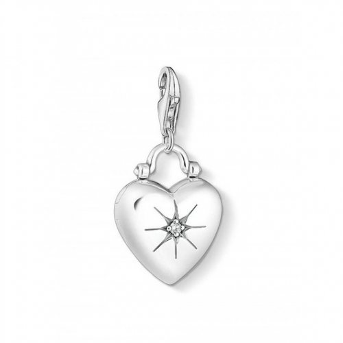 Thomas Sabo 1746-643-14 Charm Pendant Heart medallion