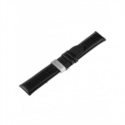Universal Replacement Strap [24 mm black + silver Ref. 23833