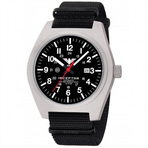 KHS Tactical Watch KHS.INCSA.NB Inceptor Automatic 46mm 10ATM