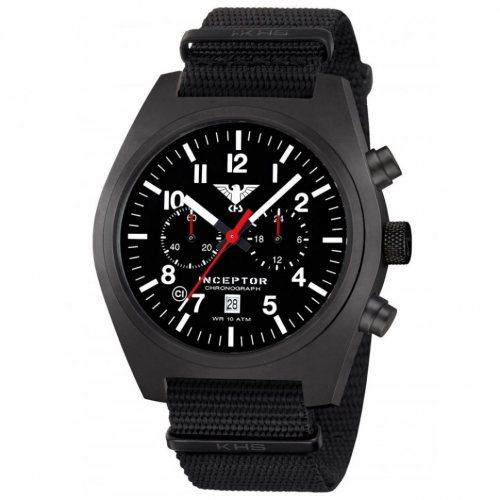 KHS Tactical Watch KHS.INCBSC.NB Inceptor Chronograph 46mm 10ATM