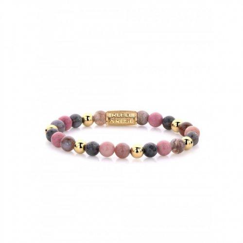 Rebel & Rose bracelet Winter Glow RR-60042-G-S ladies