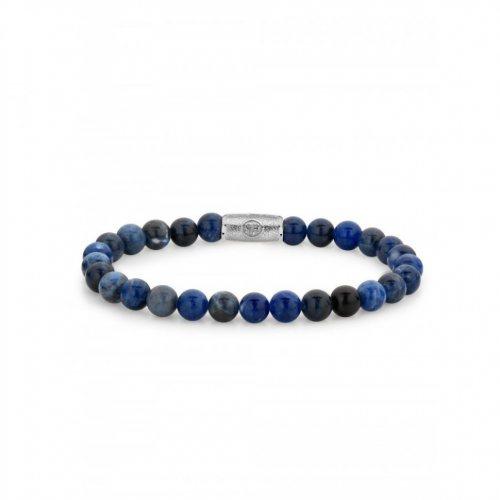 Rebel & Rose bracelet Midnight Blue RR-60012-S-S ladies