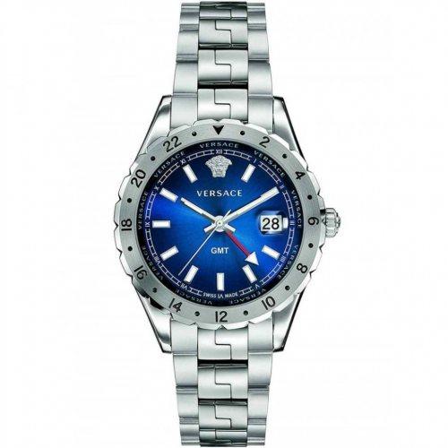 Versace V11010015 Hellenyium GMT men`s watch 42mm 5ATM
