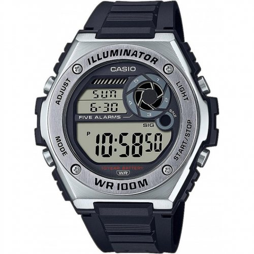 Casio MWD-100H-1AVEF Collection men`s 50mm 10ATM