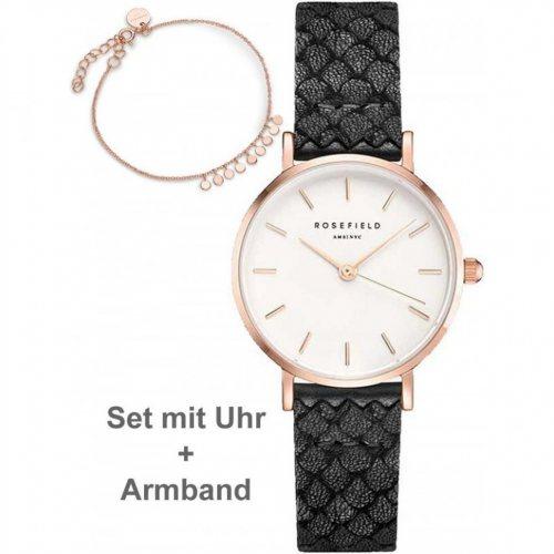 Rosefield DSMBR-D15 The Small Edit Set with bracelet 26mm 3ATM