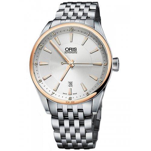 ORIS 0173376426331-0782180 Artix date automatic 42mm 10ATM