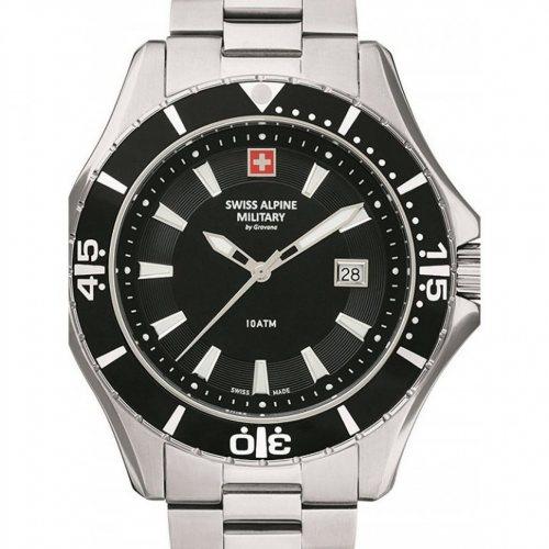 Swiss Alpine Military 7040.1137 men`s watch 44mm 10ATM