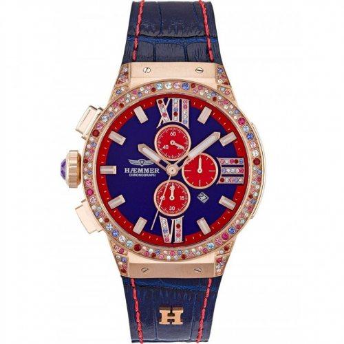 Haemmer E-010 Holly chronograph 45mm 10ATM